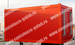container dormitor second hand Covasna